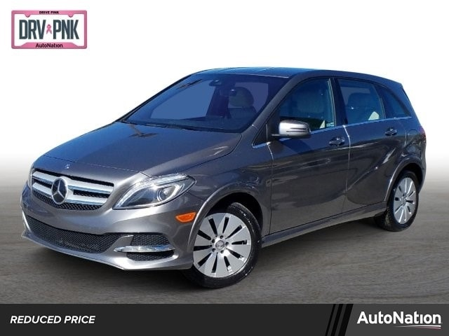 2016 Mercedes Benz B Cl 4dr Hb Electric Drive