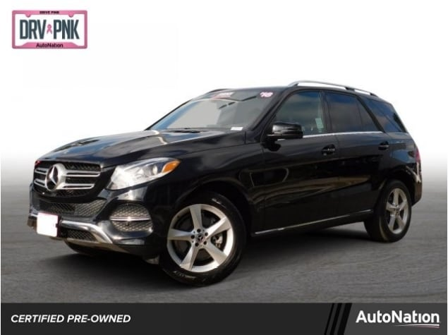 High Quality 2018 Mercedes Benz GLE GLE 350 SUV