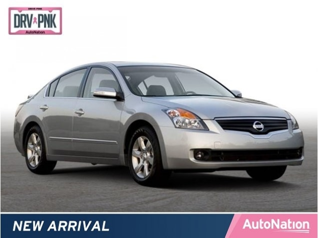 Great 2008 Nissan Altima 4dr Sdn I4 CVT 2.5 S. MILEAGE 148,713