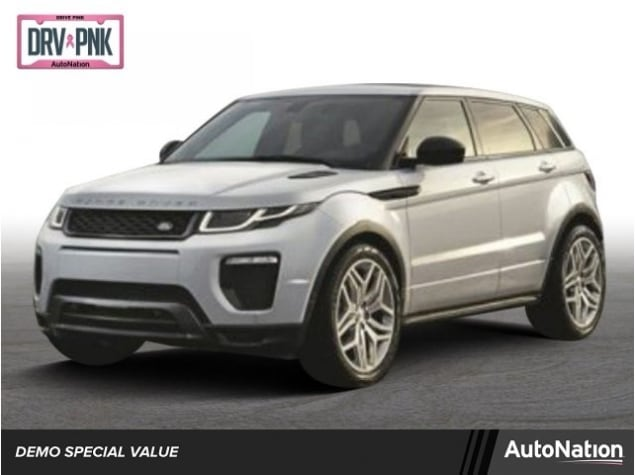 Salvp2rx8jh318201 2018 Land Rover Range Rover Evoque For Sale In
