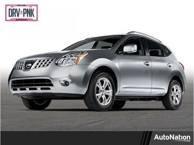 2010 Nissan Rogue AWD 4dr S. MILEAGE 131,928